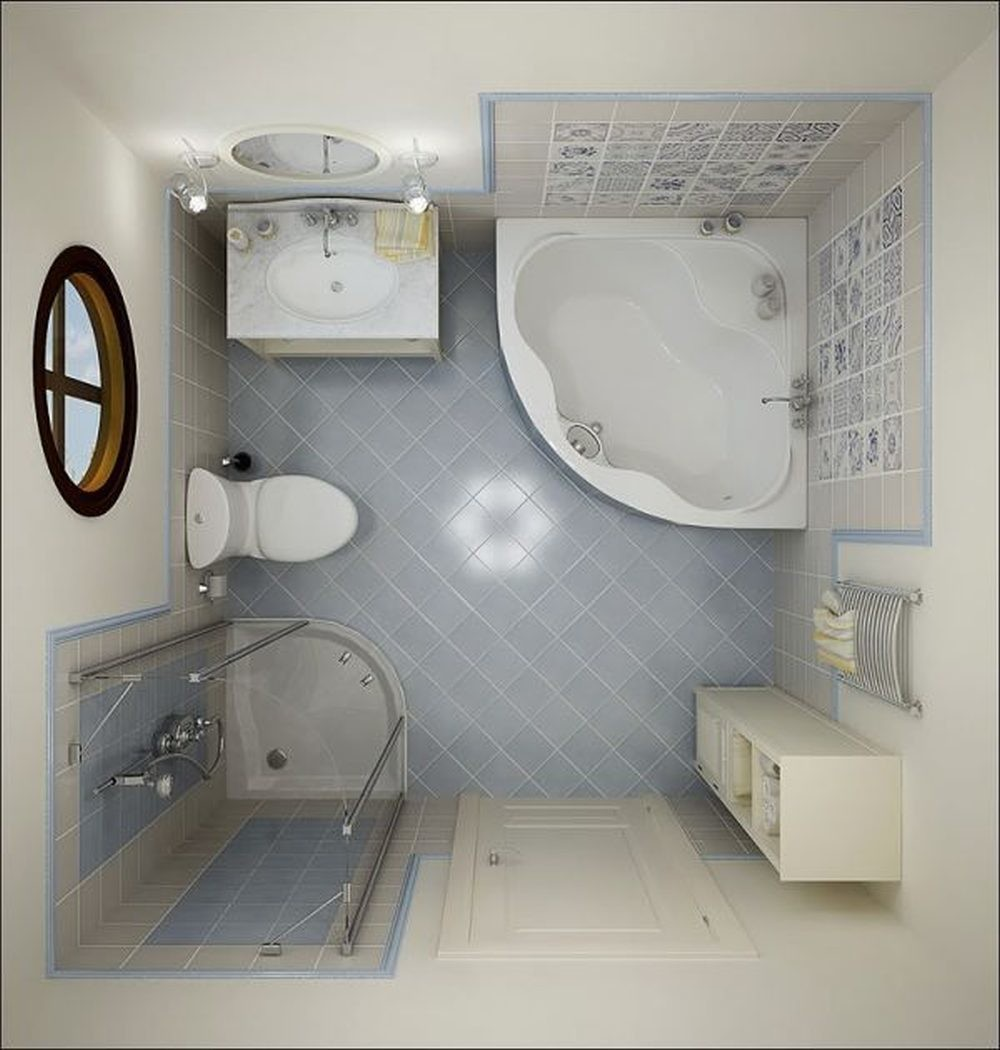 7 big ideas for small bathrooms renewal