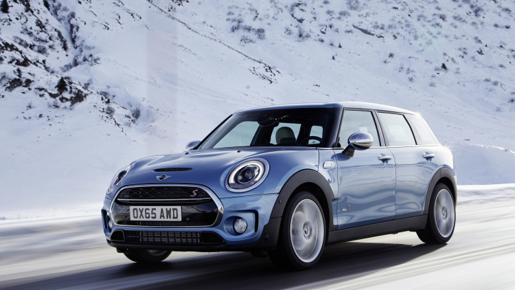 Clubman MINI ALL4: The largest MINI, now with AWD