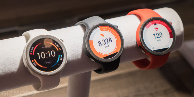 Moto 360 Sport, a sports SmartWatch still far from being a sports watch