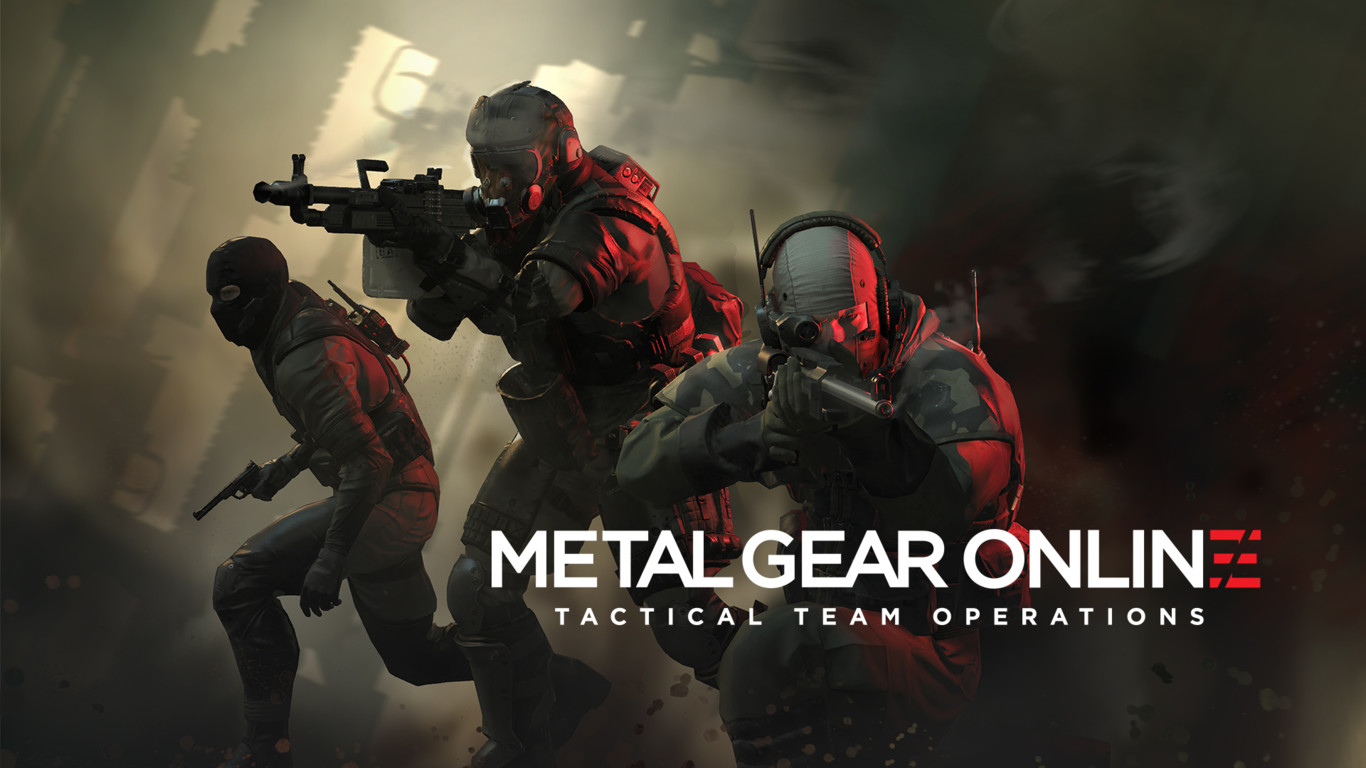 The final version of Metal Gear Online officially comes to PC