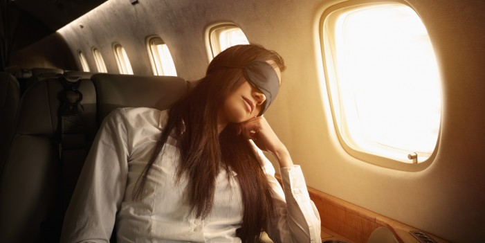 How to overcome the jetlag for newbies