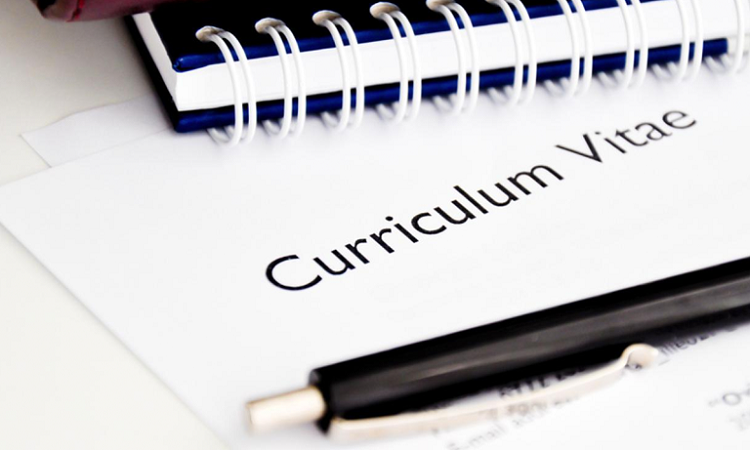 Keys to update your CV