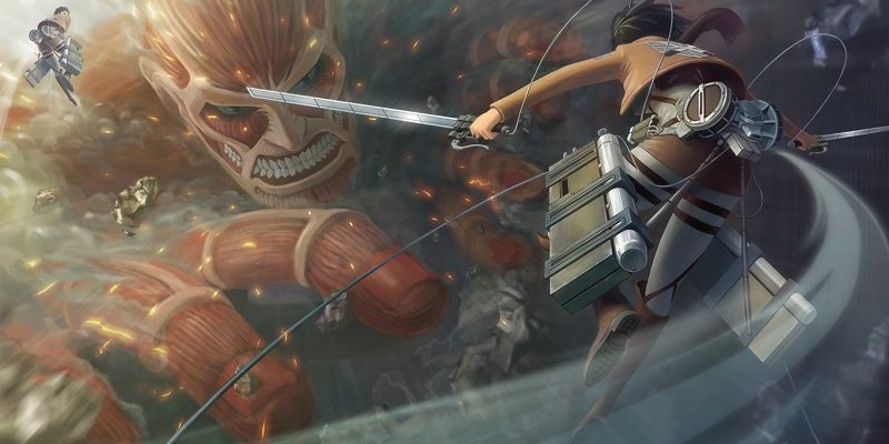 Attack on Titan Wings of Freedom, a great tribute to the fans of the series