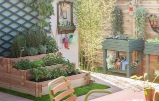 Do you want to lead a more sustainable life? Starts with garden or terrace