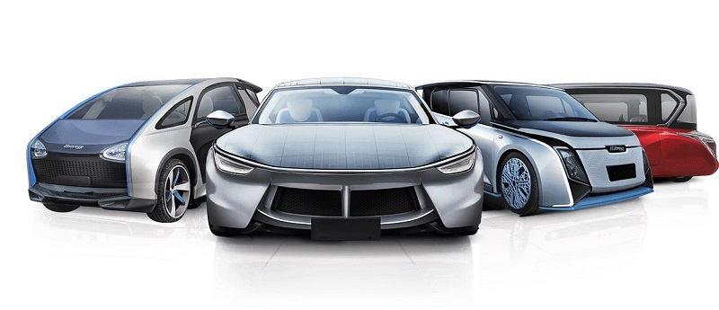 Does the solar car is possible? Hanergy want to get in three years and presents four impressive concepts