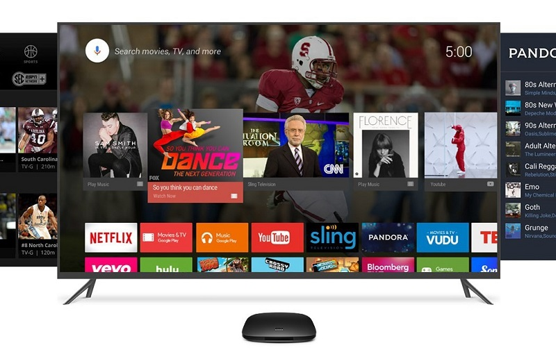 Xiaomi commitment to 4K TV with its own very cheap media center