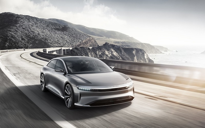 Lucid Air is the luxury electric car that wants to beat Tesla with 1,000 hp and 640 kilometers of autonomy