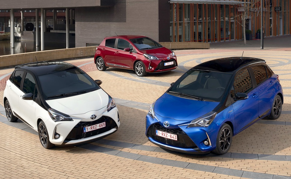Toyota Yaris 2017, look more cool and a more competent engine for this urban