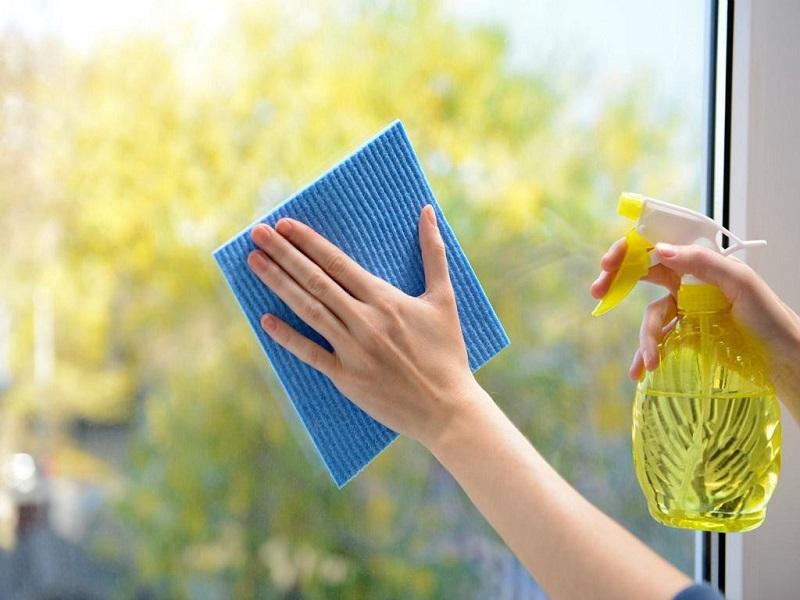 6 Tricks to clean windows