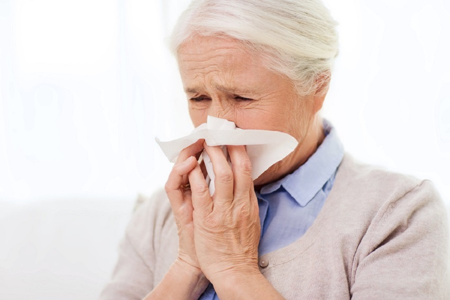 Repair cream of radish to fight sinusitis