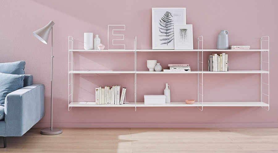 3 ideas to make hanging shelves