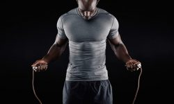 Skipping rope exercises
