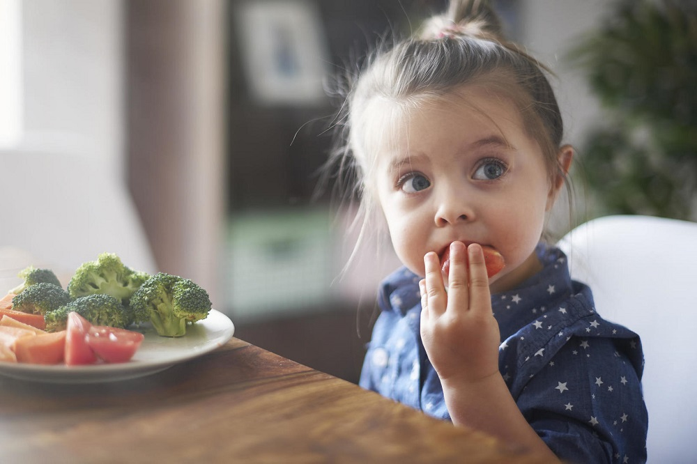 How to Teach Kids to Eat Vegetables