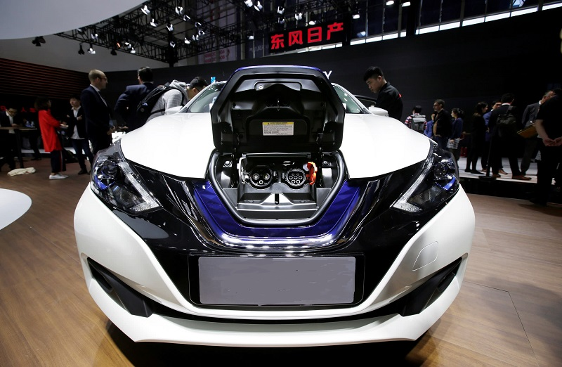 Metal-air batteries, the future in electric cars