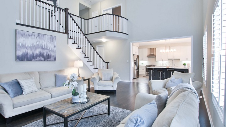 decorate open spaces