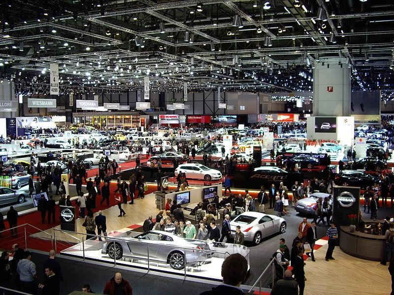The Geneva Motor Show – a must see for car lovers