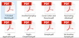 Interesting facts about PDF documents