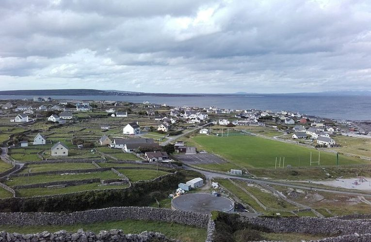 What are the Aran Islands famed for?